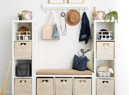 White Bench With Storage Bench Bench With Storage Baskets Design Amazing Storage Bench