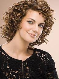 medium length hairstyles for permed hair lovely spiral perm hairstyle hair styles pinterest perm