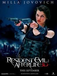 Resident Evil Afterlife sub Español