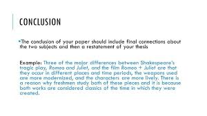 essay widescreen example of a conclusion for an essay on how to