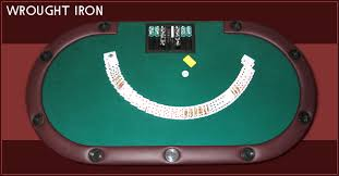 Texas Holdem Table by Poker Table Rentals San Francisco Casino Party Rentals