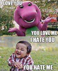 I Hate You Meme - best 25 ideas about i love you meme find what you ll love