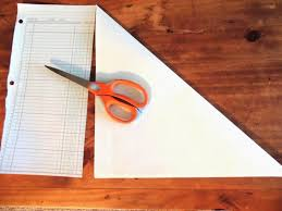 what to write on a paper fortune teller folded paper fortune teller an easy peasy tutorial lazy w marie now fold your square paper in to a triangle once in each direction so you get creases in an x