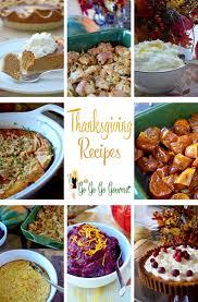thanksgiving recap go go go gourmet