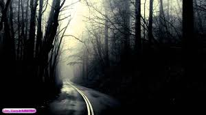 spooky background images ambient creepy music road through the dark forest sad u0026 somber