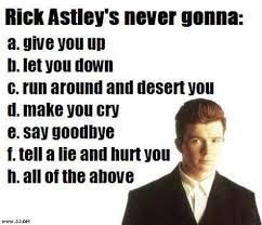 Never Gonna Give You Up Meme - th id oip 3ir ksbj4lkxiaahu31oqhagx