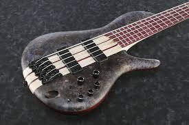 electric basses sr srsc805 bass workshop ibanez guitars