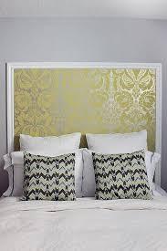 best 25 wallpaper headboard ideas on pinterest damask wall