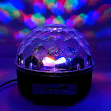 supertech led magic ball light instructions amazon com lumand projector dj disco party lights mp3 remote led