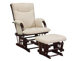 Baby Relax Glider And Ottoman Espresso Furniture Baby Relax Harbour Walmart Glider With Ottoman In Beige