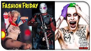 Joker And Harley Quinn Halloween Costumes by Gta 5 Online