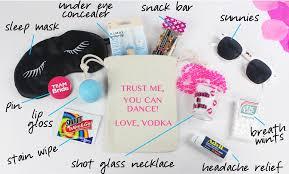 bachelorette gift bags bachelorette favor bags the paisley box