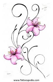 tattoo designs for women flowers 5