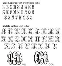 3 initial monogram fonts best 25 monogram fonts ideas on free monogram