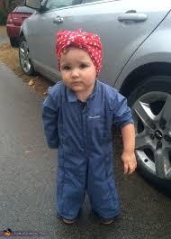 rosie the riveter costume rosie the riveter baby girl costume