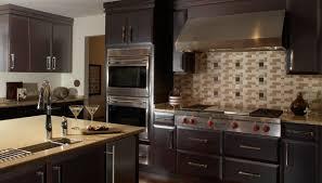 Cherry Espresso Cabinets Kitchen Cabinets Long Island Suffolk Nassau