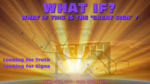 what u0027s the big deal about september 23rd 2017 pretribulation