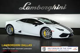 lexus suv for sale dallas used 2015 lamborghini huracan lp610 4 for sale richardson tx