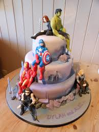 marvel cake toppers this will be my wedding cake but nat will be next to clint