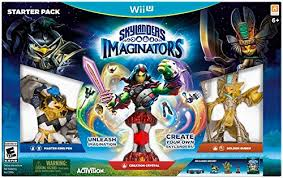 amazon wii u games black friday amazon com skylanders imaginators wii u skylanders imaginators