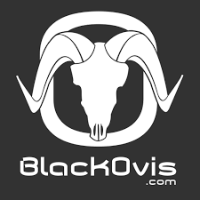 blackovis window decal