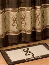 Country Bathroom Accessories by Browning Buckmark Bathroom Accessories Bath Mat 24
