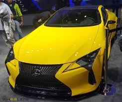 lexus yellow sports car http wheelz me lexus lc 500 لكزس ال سي500 كوبيه 2017 الصاروخية
