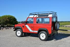 90s land rover at auction a 1991 land rover defender 90 gear patrol