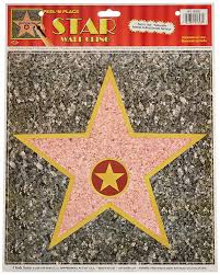 amazon com personalized hollywood walk of fame stars decor 12