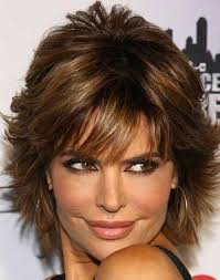 short haircuts for women over 50 with thick hair hair style and