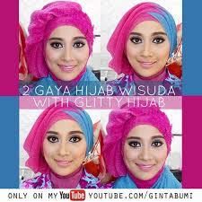 tutorial jilbab ala ivan gunawan 27 galery tutorial hijab wisuda youtube terbaru tutorial hijab
