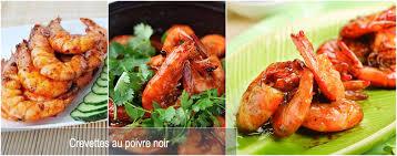 cuisiner crevette recette de crevette facile recettes de crevette chinoises gouts