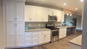 shaker style kitchen pantry cabinet bright white shaker