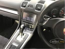 Porsche Cayman Interior Porsche Cayman 2014 2 7 In Kuala Lumpur Automatic Coupe Black For