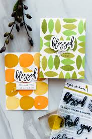 right at home bold stamped patterns using simple shapes yana