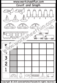 pictograph picture graph u2013 21 worksheets kindergarten