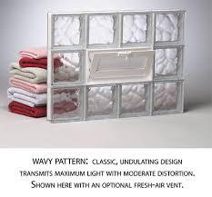 Glass Block For Basement Windows by Glass Block Windows Rochester Glass Block