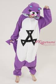 devil bear akkuma onesie kigurumi costume pajamas