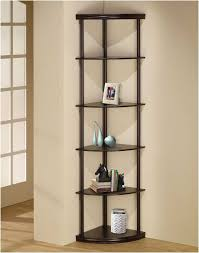Corner Bookcase Designs Excellent Corner Shelving Ideas 7 Corner Bookcase Design Ideas