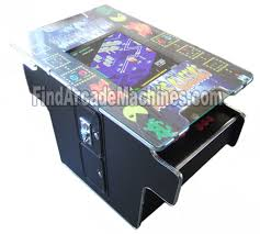 Tabletop Arcade Cabinet Gamecab Retro Tabletop Multigame Arcade Machine From Find Arcade