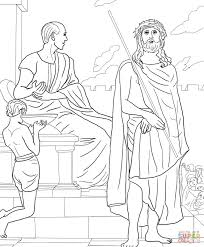 coloring page stations of the cross coloring home