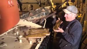 man buys iraqi tank finds 2 4 million in gold hidden inside
