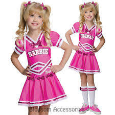 Cheerleader Halloween Costume Girls Unbranded Cheerleader Costumes Girls Ebay