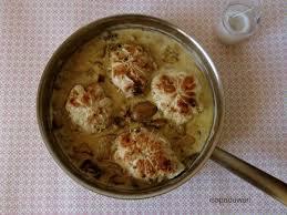 cuisiner paupiette de dinde paupiettes de dinde sauce aux cèpes
