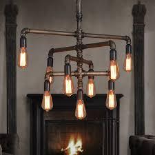 Industrial Light Fixtures 30 Industrial Style Lighting Fixtures To Help You Achieve