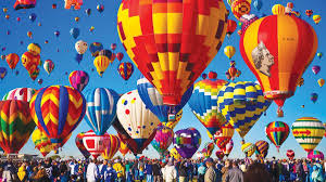 how do the air balloons float islamic voice