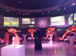 ferrari museum mohammed jawa official mohammed jawa receives ferrari gt winners