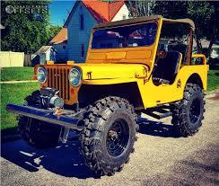 jeep willys custom wheel offset 1949 jeep cj5 aggressive 1 outside fender body lift 3