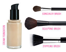 Best Kind Of Foundation What Kind Of Makeup Brush Do You Use For Liquid Foundation