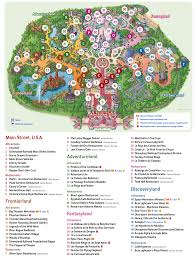 printable map disneyland paris park map of disneyland paris and walt disney studios